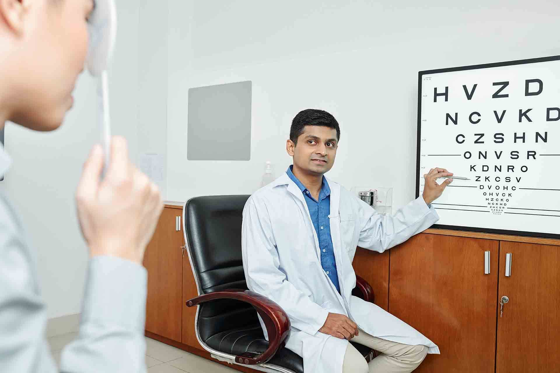 Why you should visit your optometrist regularly